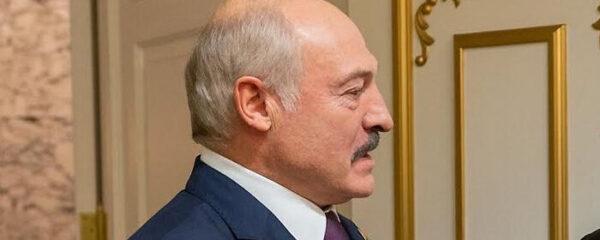 Alyaksandr Lukeshenko file photo, adapted from image at usembassy.gov