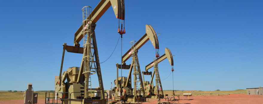 Oil Wells file photo, adapted from image at usda.gov