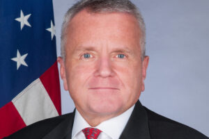 John Sullivan file image, adapted from image featured at usembassy.gov