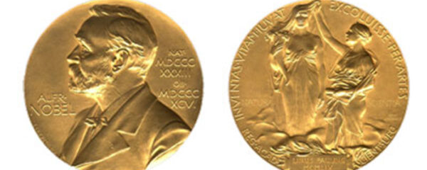 File Photo of Nobel Prize Medal, adapted from image at lanl.gov